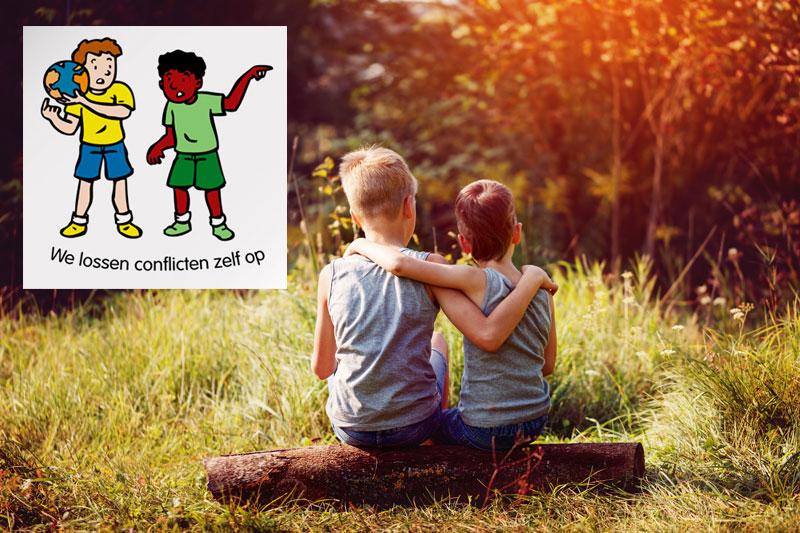 Blok 2: We lossen conflicten zelf op